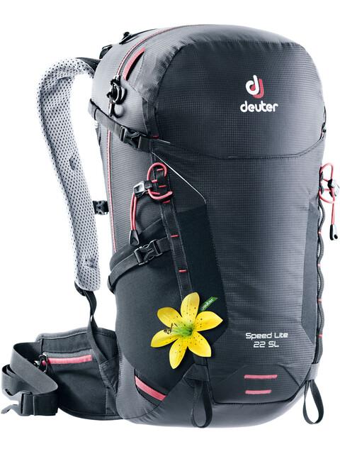 Deuter W's Speed Lite 22 SL Backpack black